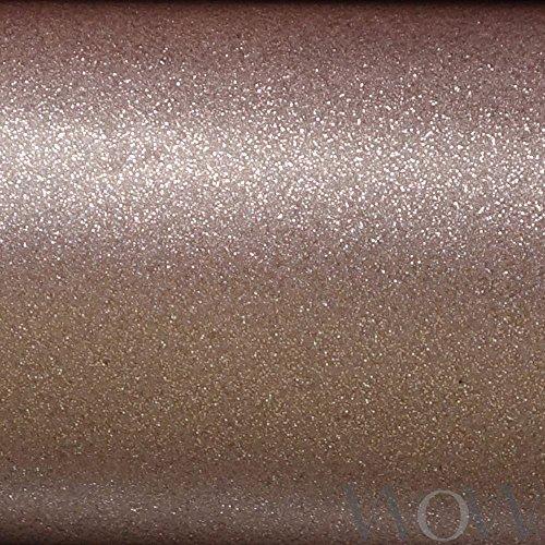 Luxe Glitter Sparkle Tapete Rose Gold - Windsor Wallcoverings WWC015 (Rose Tonal)