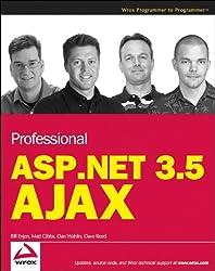 Professional ASP.NET 3.5 AJAX (Wrox Programmer to Programmer)