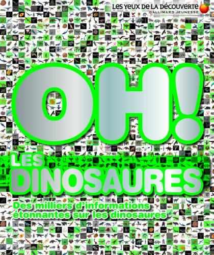 Oh! les dinosaures