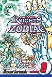 Knights of the Zodiac (Saint Seiya), Vol. 9: For the Sake of Our Goddess
