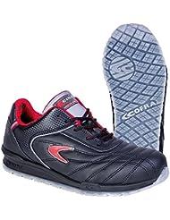 """Cofra 78430–000.w43Talla 43s1P SRC Meazza """"zapatos de seguridad, color negro"""