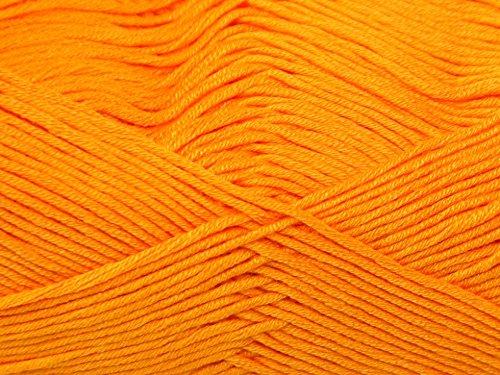 hayfield-fiesta-knitting-yarn-dk-506-yumyum-yellow-per-100-gram-ball