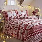 Tony's Textiles - Bettwäscheset mit Deckenbezug - Weihnachten