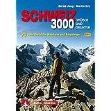Dreitausender Schweiz - drüber und drunter: 70 hohe Gipfel für Wanderer und Bergsteiger. Mit GPS-Daten (Rother Selection)