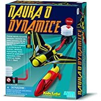 4M - Pump Rocket Science, juguete educativo (004M3355)