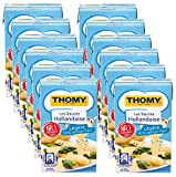 Thomy Les Sauces Hollandaise légère, 12er Pack (12 x 250ml)