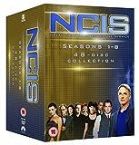 NCIS Staffel 1-7 in Deutsch und Englisch & Staffel 8 in Englisch / Season 1 2 3 4 5 6 7 8 [48-DVD Set]