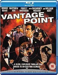 Vantage Point [Blu-ray] [2008] [Region Free]
