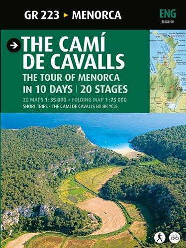 The Camí de Cavalls: Menorca (Guia & Mapa) por Joan Mercadal Argimbau