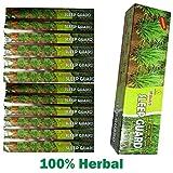 Advancedestore Herbal Medicare Bamboo Aroma Citronella Herbal Mosquito Repellent Agarbatti Sticks-120 Pieces