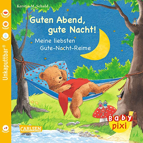 Baby Pixi 36: Guten Abend, gute Nacht!: Meine liebsten Gute-Nacht-Reime