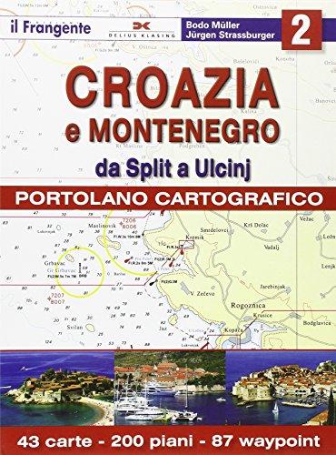 croazia e slovenia. portolano cartografico: 2