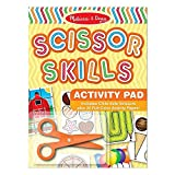 #9: Melissa and Doug Scissor Skills Activity Pad, Multi Color