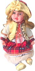 Jiada 22 inches Rhymes Singing Girl Doll, Touch Sensors, Assorted Designs