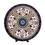 #6: Kolorobia Turkish Fervor Decorative Plate 8 inches