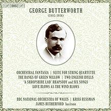 Butterworth Orch Fantasias