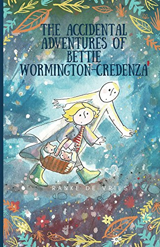 Credenza (The accidental adventures of Bettie Wormington-Credenza (English Edition))