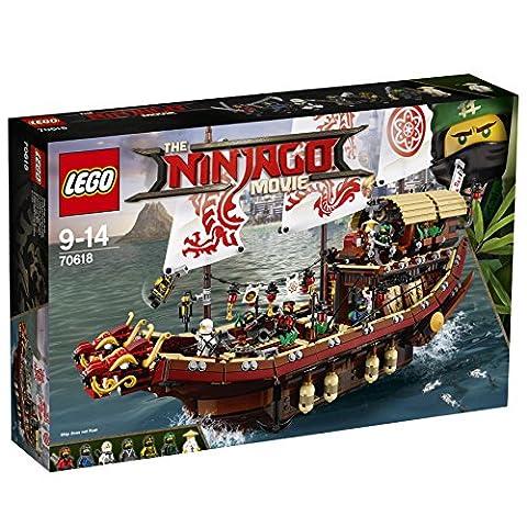 LEGO - 70618 - Lego Ninjago - Jeu de Construction
