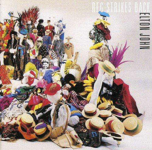 Elton John: Reg Strikes Back (Audio CD)