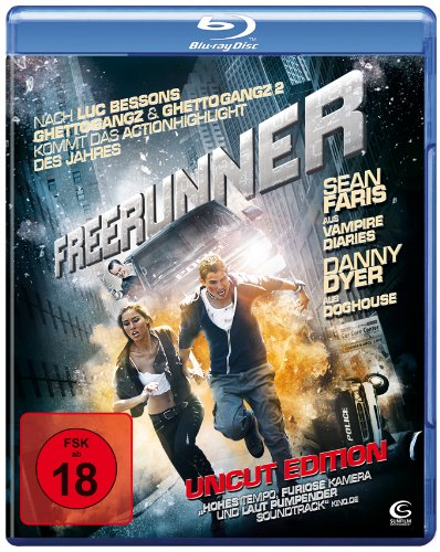 Freerunner (Uncut Edition) [Blu-ray]