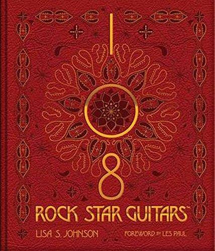 Johnson 108 Rock Star Guitars Gtr Bam Bk