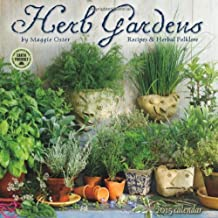 Herb Gardens 2015 Calendar: Recipes and Herbal Folklore