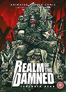 Realm Of The Damned - Tenebris Deos [DVD]