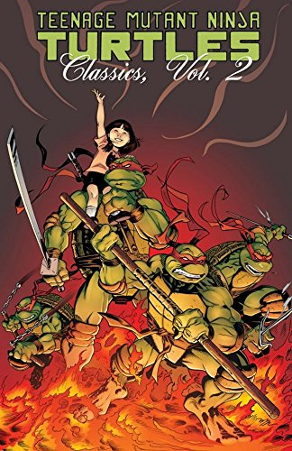 Teenage Mutant Ninja Turtles: Classics Vol. 2 (English Edition)