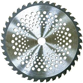 Globex – Discos para Desbrozadora Al tungsteno (Paquete de 1 unidad)