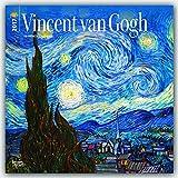 Vincent van Gogh 2017-18-Monatskalender: Original BrownTrout-Kalender [Mehrsprachig] [Kalender] (Wall-Kalender)