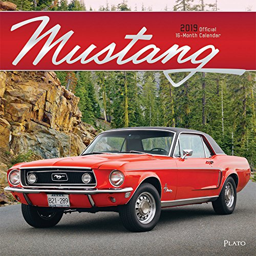 Mustang 2019 Calendar por Inc. Browntrout Publishers