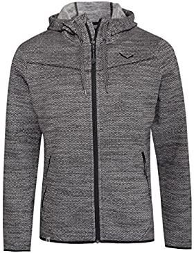 Salewa Fleecehoodie Alexander in Anthrazit