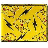 Pokemon Thunderbolt Funken Pikachu Gelb Portemonnaie Geldbörse