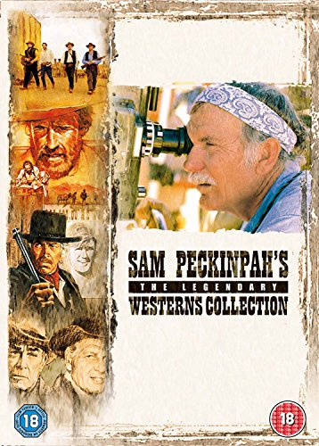 Sam Peckinpah - The Legendary Westerns Collection [DVD]