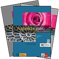 Aspekte Neu B2 Textbook + Workbook (With CD) + Intensivtrainer (3 Book Set)