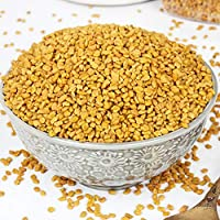 Dhawak Fenugreek Seeds - 400gms   Whole Methi Dana   Methi Seed   (Premium Quality)