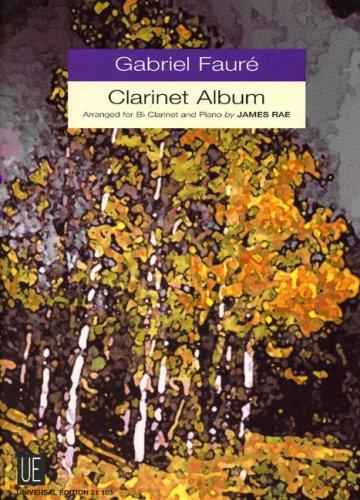 gabriel-faure-clarinet-album-ue21103