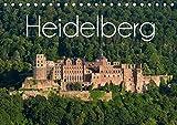 Heidelberg (Tischkalender 2019 DIN A5 quer): Romantische Stadt am Neckar im Wandel der Jahreszeiten (Monatskalender, 14 Seiten ) (CALVENDO Orte) - CALVENDO