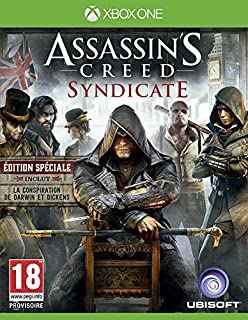 Assassin's Creed : Syndicate - édition spéciale (B00XKS0TXM) | Amazon price tracker / tracking, Amazon price history charts, Amazon price watches, Amazon price drop alerts