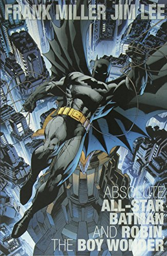 Absolute All Star Batman And Robin The Boy Wonder HC by Jim Lee (Artist) › Visit Amazon's Jim Lee Page search results for this author Jim Lee (Artist), Frank Miller (17-Jul-2014) Hardcover