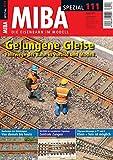 MIBA Spezial 111 - Gelungene Gleise - Fahrwege der Bahn in Vorbild und Modell medium image