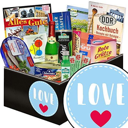 Love Ddr Geschenkbox Ddr Spezialitaten Box Mit Viba Preispiraten