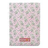 Agenda journalier et mensuel - Calendrier hebdomadaire - Planificateur d'activités - Carnet de notes et journal. 7.48*5.31in Pink Cherry Blossom