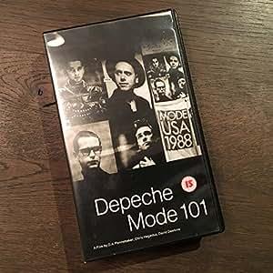 Depeche Mode: 101 [VHS]