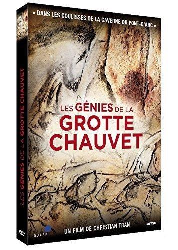 Les génies de la grotte chauvet par Scénariste Inconnu