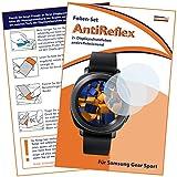 2 x mumbi Displayschutzfolie für Samsung Gear Sport AntiReflex ma