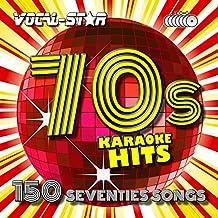 Vocal-Star 70's Karaoke CD CDG Disc Pack 8 Discs CDs 150 Songs