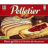 Pelletier Pains Grillés Au Froment - ( Prix Par Unité ) - Envoi Rapide Et Soignée