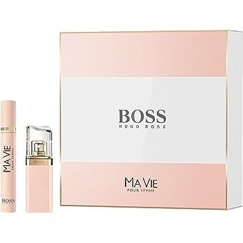 6615e1d5b6 Hugo Boss Ma Vie Eau De Parfum and Purse Spray Gift Set for Her ...
