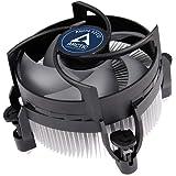 ARCTIC Alpine 12 CO - Enfriador de CPU para Intel, Funcionamiento Continuo, Ventilador PWM de 92 mm, con Compuesto Térmico MX